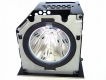 MITSUBISHI VS FD10 Genuine Original Projection cube Lamp